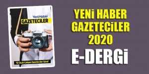 Yeni Haber   Gazeteciler - 2021