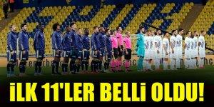 Konyaspor - Fenerbahçe | İLK 11'LER!