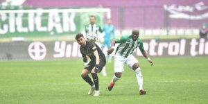 Konyaspor'dan iç sahada 4. mağlubiyet