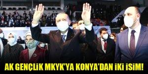 AK Gençlik MKYK'ya Konya'dan iki isim!