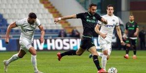 Kasımpaşa: 0 - Konyaspor: 0 (İlk yarı)