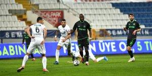 Konyaspor'da Diomande yedeğe çekildi