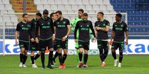 Konyaspor'da galibiyet hasreti 4 maça çıktı