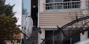 Konya'da bir kişi evinde ölü bulundu