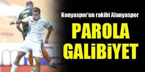 Konyaspor'da parola galibiyet