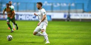 Konyaspor'da Bytyqi asistlerine devam ediyor