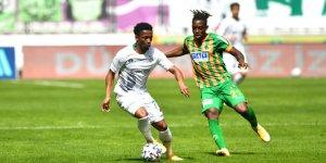 Konyaspor'dan Alanyaspor'a karşı 7. galibiyet
