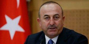 Bakan Çavuşoğlu, Afganistanlı mevkidaşı Atmar ile görüştü
