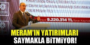 Başkan Mustafa Kavuş Meram'daki iki yılını değerlendirdi