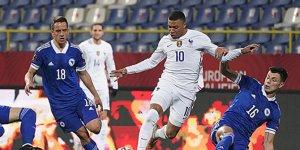 Bosna Hersek tek golle kaybetti
