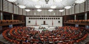 TBMM'de Çin Büyükelçiliğinin tivitine tepki