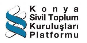 Konya STK Platformu'ndan bazı emekli amirallerin açıklamasına tepki!