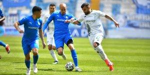 Konyaspor'da savunmacı Abdülkerim'in 3. golü