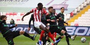 Sivasspor'a karşı 10. mağlubiyet
