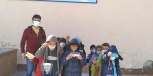 Kulu'da öğretmenlerden anlamlı proje