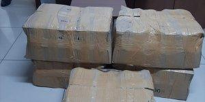 Konya'da 100 şişe kaçak içki ele geçirildi
