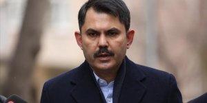 Bakan Kurum'dan Mescid-i Aksa'ya saldırılarına ilişkin paylaşım
