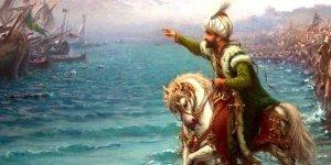 Fatih Sultan Mehmet 568 yıl  önce İstanbul adalarını fethetti