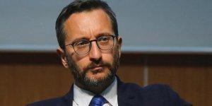 Altun'dan, Mescid-i Aksa'da yaralanan gazeteciTurgut Alp Boyraz'a 'geçmiş olsun' mesajı