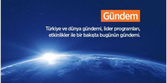 5 Mayıs 2021 Türkiye ve Dünya gündemi