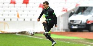 Guilherme'nin Konyaspor'daki ilk golü