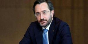 Fahrettin Altun:Cumhurbaşkanımız üzerinden milletimizi tehdit ediyorlar