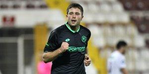 Konyaspor'da Kravets cezalı duruma düştü