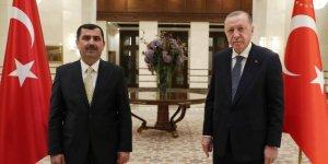 Cumhurbaşkanı Erdoğan,Avrupa'daki Türk STK temsilcilerini kabul etti
