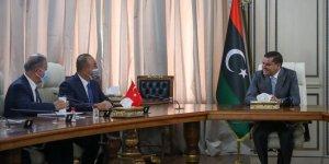 Cavusoglu i Akar u Libiji: Sastanak s premijerom Dbeibehom