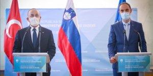 Cavusoglu: Naša bliska saradnja sa Slovenijom doprinosi blagostanju i miru na Zapadnom Balkanu