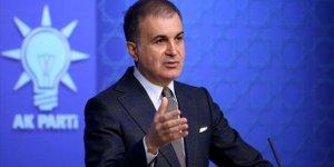 AK Parti Sözcüsü Çelik'ten CHP'li Erdoğdu'ya sert tepki