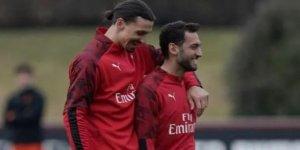 Hakan'la Ibrahimovic'in arası bozuldu