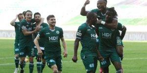 Giresunspor 44 yıl sonra Süper Lig'in kapısında