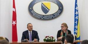 Cavusoglu u Sarajevu: Turska će nastaviti podršku BiH, pogotovo u borbi protiv pandemije