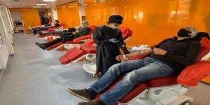 Oruç tutanlar ve koronavirüs aşısı olanlar kan bağışında bulunabilir