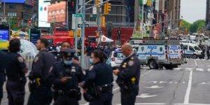 New York Times Meydanı'nda silahlı saldırı: 2 yaralı