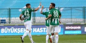 Konyaspor'da namağlup seri devam ediyor
