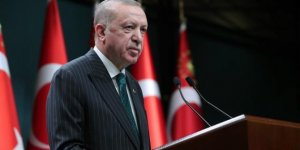 Cumhurbaşkanı Erdoğan, Malezya eski Başbakanı ile Filistin'i görüştü