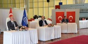 Türkiye'nin en büyük online il bayramlaşması yapıldı