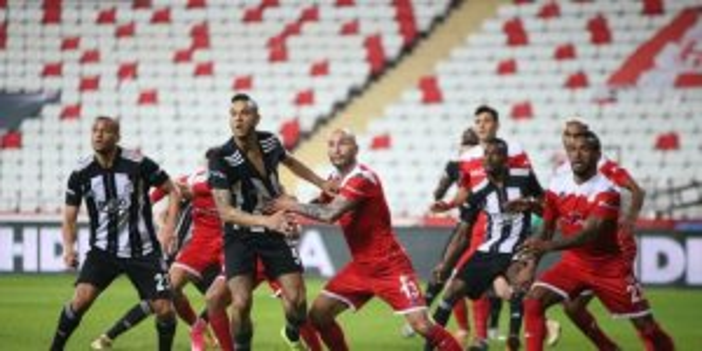 Türkiye Kupası finalinde Antalyaspor-Beşiktaş maçına doğru