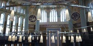 Taksim Camii cuma günü ibadete açılıyor