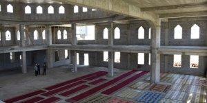 Şifahane Camii inşaatında sona gelindi