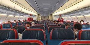 THY'nin uçak içi ürün ve hizmetlerine 'Travel Plus'tan 4 kategoride ödül