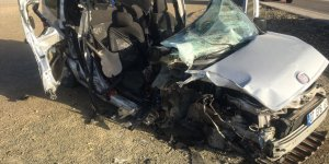 Konya yolunda feci kaza! 1 ölü, 3 yaralı