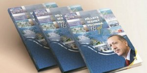 AK Parti'den 3 ciltlik icraat kitabı