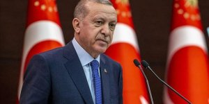 Cumhurbaşkanı Erdoğan, THY Avrupa Ligi şampiyonu Anadolu Efes'i kutladı