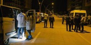 Ankara'da polise bıçaklı saldırı