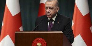 Cumhurbaşkanı Erdoğan'dan şehit ailelerine başsağlığı mesajı