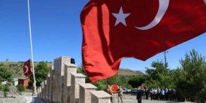 Teröristlerce şehit edilen 12 sivil törenle anıldı