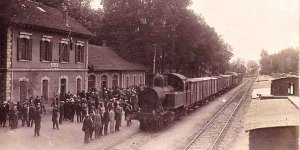 Anadolu'da ilk demiryolu hattı 155 yıl önce açıldı